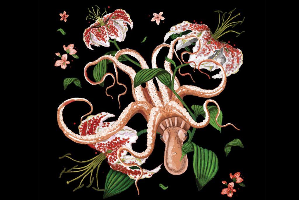 Octopus Blouse