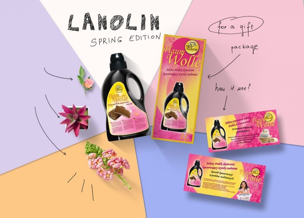 Lanolin Spring Pack