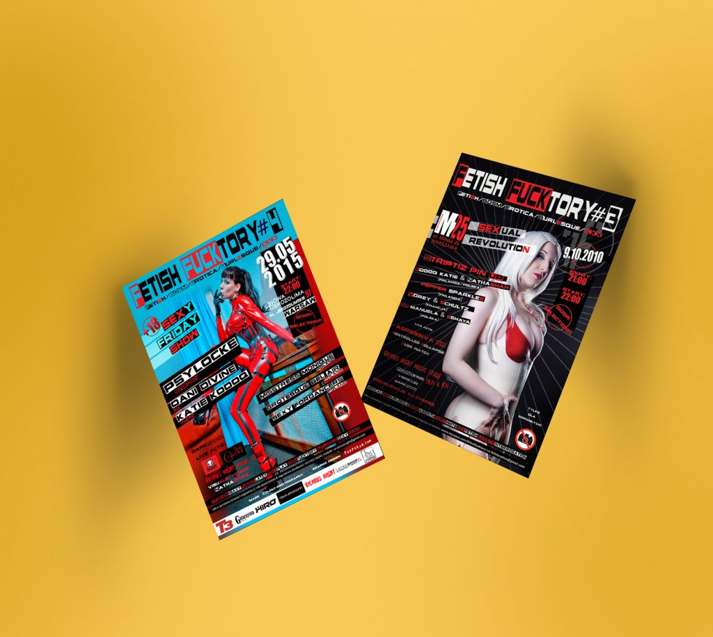 FF Flyers & Posters