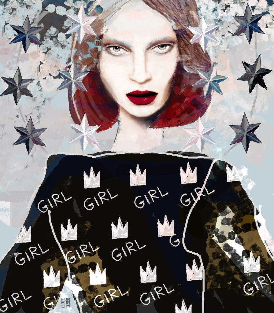 Girl the Queen