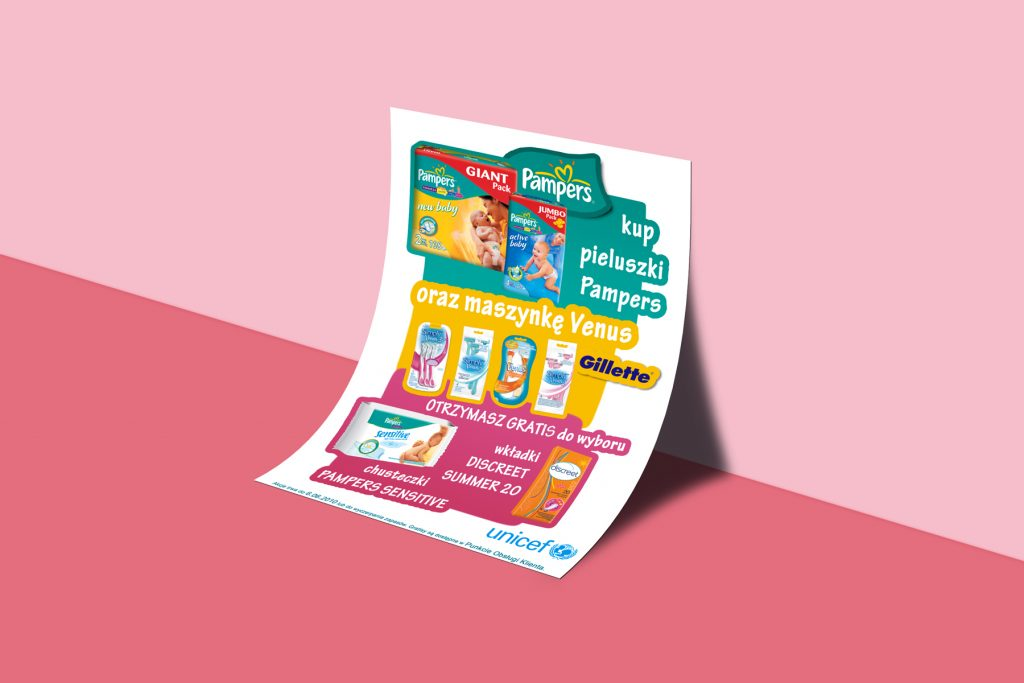 Pampers Poster